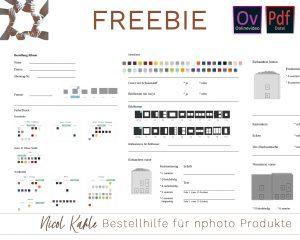 Freebie von Nicole Kahle für Projekt Gemeinsamwachsen